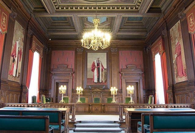 Hof Van Cassatie (Franstalige kamer) gaat zelf aan wetgeving doen.