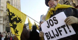 In 2003 werd nog geprotesteerd tegen de erhuizing van Jos Verstrateten. Vandaag verhuist hij naar Duffel
