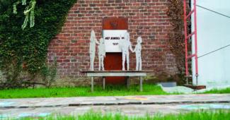 Standbeeld Het kinderuur